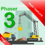 Phaser 3 Basic Template